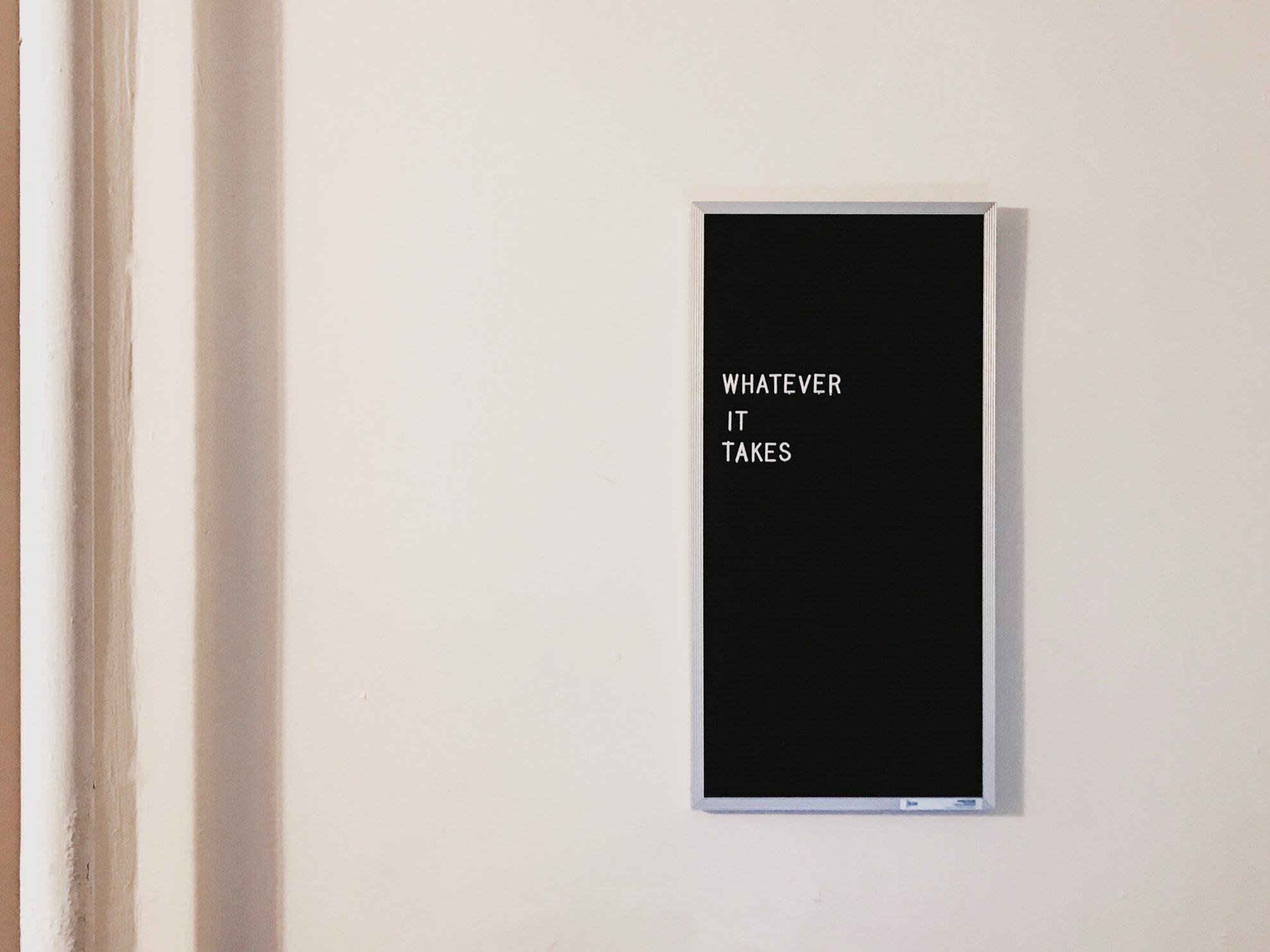 мотивация на работниците - направи каквото трябва